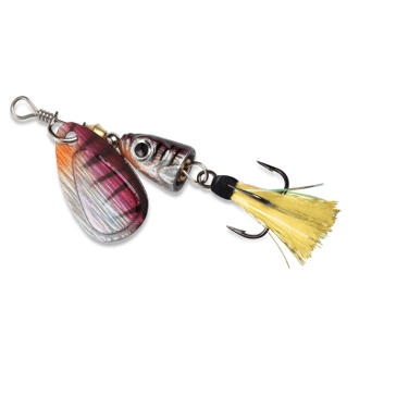 Blue Fox Vibrax Shallow #02 Firetiger Fishing Lure