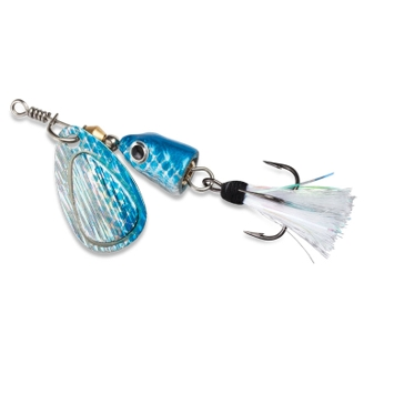 Blue Fox Vibrax Shallow #02 Blue Shad Fishing Lure
