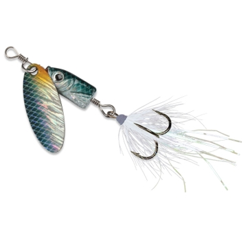 Blue Fox Flash Spinner #01 Shiner Fishing Lure