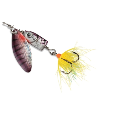Blue Fox Flash Spinner #02 Firetiger Fishing Lure