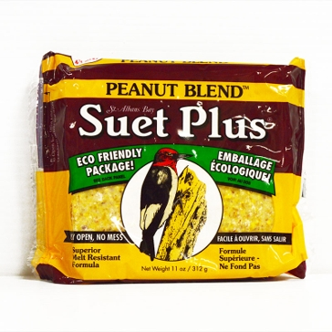 St. Albans Bay Suet Plus 11oz Cake Peanut Blend