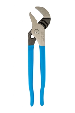 "Channellock Straight Jaw Tongue & Groove 9.5"" Pliers"