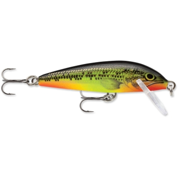 Rapala CountDown #05 Fire Minnow Fishing Lure