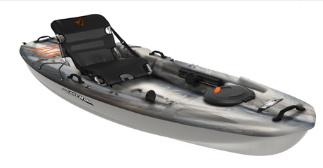Pelican The Catch 100 10ft Kayak KRP10P108