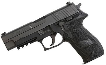 Sig Sauer P226 9mm Pistol Navy MK25 Semi-Auto Pistol