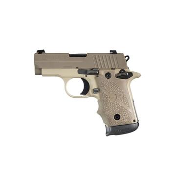 "Sig Sauer P238 .380ACP 2.7"" Desert Handgun"
