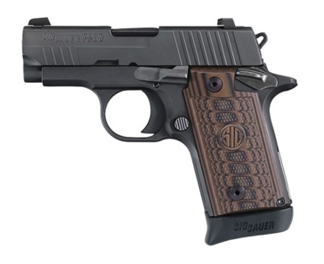 SIg Sauer P938 Select 9mm Sub-Compact Pistol with Ambidextrous Safety