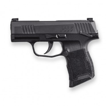 Sig Sauer P365 Micro Compact 9mm Pistol with Manual Safety