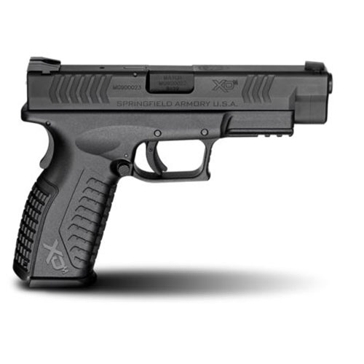 "Springfield Armory XD(M) 9mm 4.5"" Black Full Size Handgun"