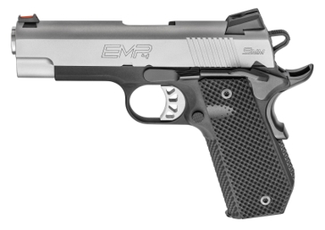 "Springfield 1911 EMP 4"" Concealed Carry 9mm Pistol PI9229L"
