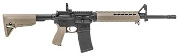 Springfield Armory Saint AR-15 5.56mm Carbine Flat Dark Earth