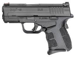 Springfield XD-S MOD.2 Single Stack 9mm Pistol XDSG9339B