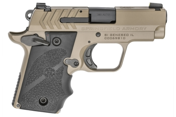 Springfield 911 .380ACP Concealed Carry Pistol Desert