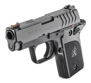 Springfield 911 Alpha .380ACP Concealed Carry Pistol Nitride Black