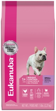 Eukanuba Adult Small Breed Weight Control Dry Dog Food