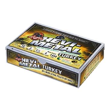 "HEVI-Shot Hevi-Metal Turkey 12GA 3-1/2"" Shot Size 4"