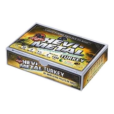 "HEVI-Shot Hevi-Metal Turkey 20GA 3"" Shot Size 4"