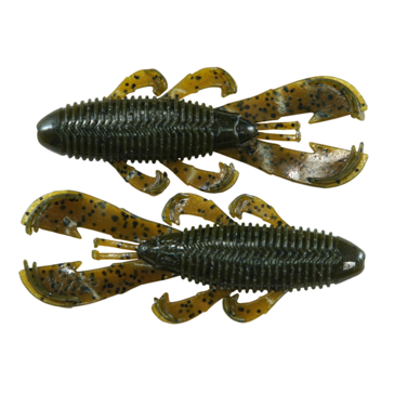 Googan Baits Bandito Bug Green Pumpkin 7 Pack