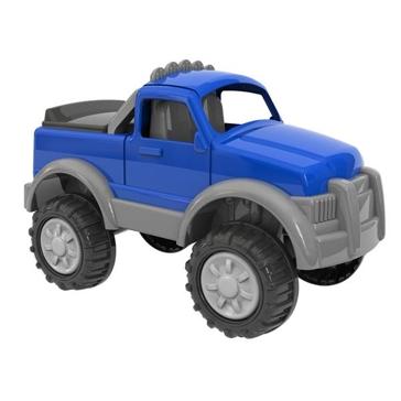 American Plastic Toys Gigantic Pickup Truck 07950