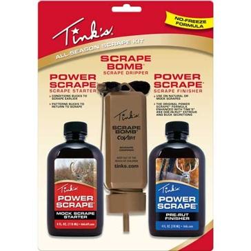 Tinks Power Scrape All Season Kit w/Scrape Bomb