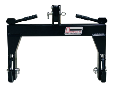 Double HH Category 1 Quick Hitch for 3-Point Equipment 10710