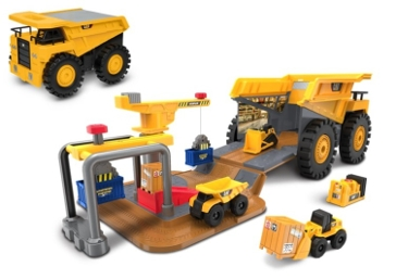CAT Fold Out Dump Truck Playset 55665