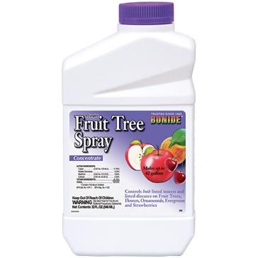 Bonide Fruit Tree Spray Concentrate 32oz