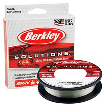 Berkley Solutions Spinning 8lb 250yd Green Mist Fishing Line