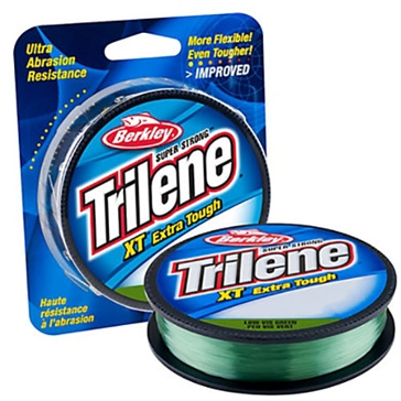 Berkley Trilene XT 17lb Lo-Vis Green Fishing Line 300 Yard Spool