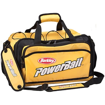 Berkley Powerbait Yellow Tackle Bag Large