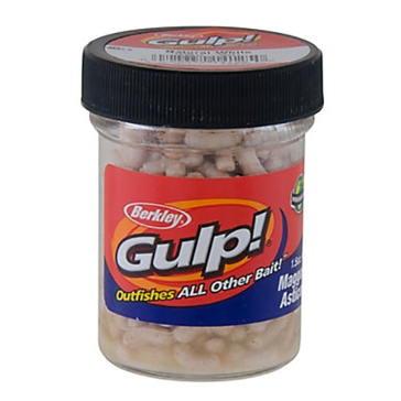 Berkley Gulp! Maggot 1.5oz White Bait