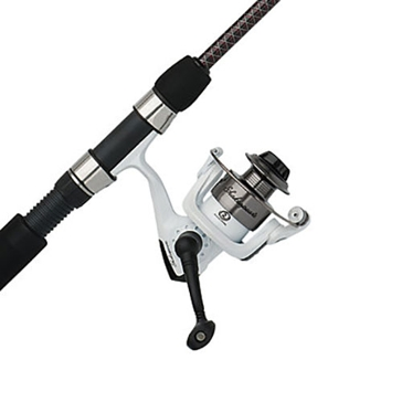 """Shakespeare Ugly Stik Crappie Spinning 7' 0"""" Light Rod/Reel Combo"""