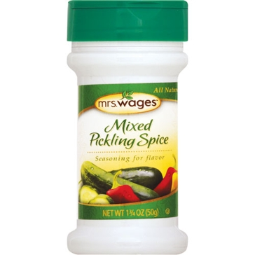 Mrs. Wages Mixed Pickling Spice 1.75oz