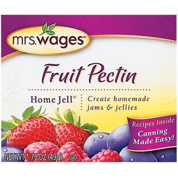 Mrs. Wages Fruit Pectin Home Jell 1.75oz