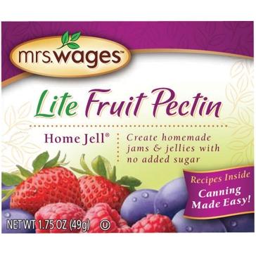 Mrs. Wages Lite Fruit Pectin Home Jell 1.75oz