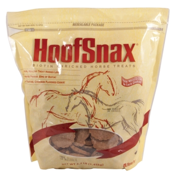 Manna Pro HoofSnax Cinnamon Horse Treats 593520234