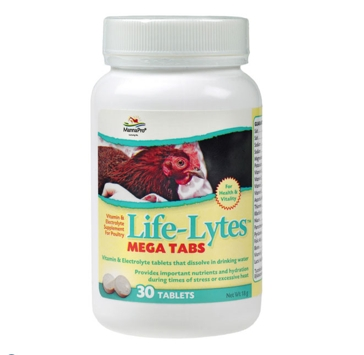 Manna Pro Life-Lytes Mega Tabs 30