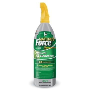 Manna Pro Nature's Force Fly Spray 32 oz