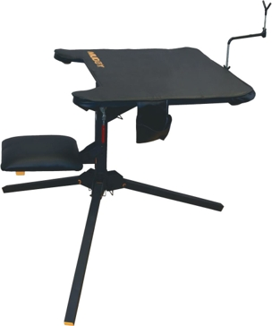 Muddy Outdoors Swivel Action Shooting Bench MSB300