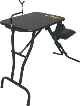 Muddy Outdoors Ultra Steady Shooting Bench MSB100