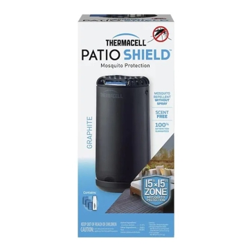 ThermaCELL Patio Shield Mosquito Repeller, MR-PSL