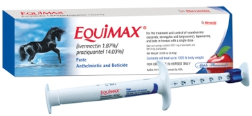 Equimax Horse Wormer 022195