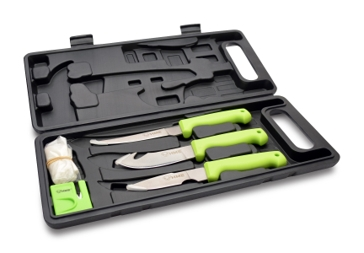 HME 6 Piece Butchering and Field Dressing Kit HME-KN-6PHDK