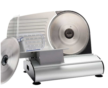 "LEM Mighty Bite Meat Slicer- 8 1/2"" 1240"