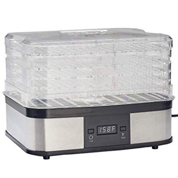 LEM Digital 5-Tray Dehydrator
