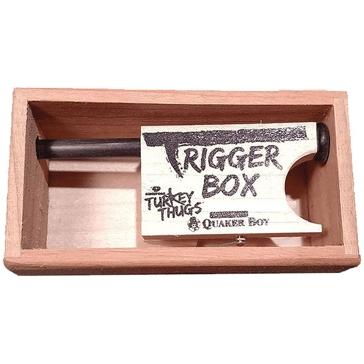 Quaker Boy Turkey Thugs Trigger Box