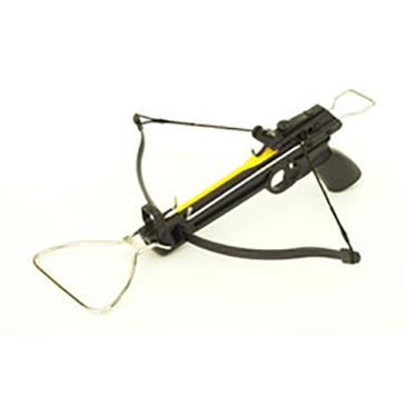 Tactical Crusader Spark Pistol Grip Crossbow 50lb BT-115