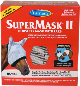 Farnam Horse SuperMask with Ears