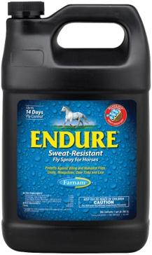 Farnam Endure Sweat Resistant Fly Spray 1 Gallon