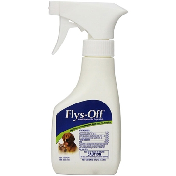 Flys-Off Mist Insect Repellent for Dogs and Cats 6oz